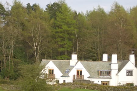 B&B at LICKBARROW LODGE, WINDERMERE