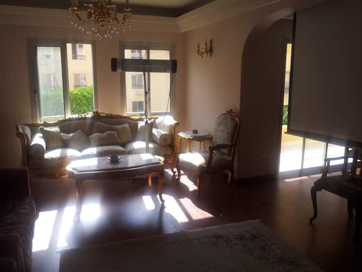 Apartment in El Rehab City