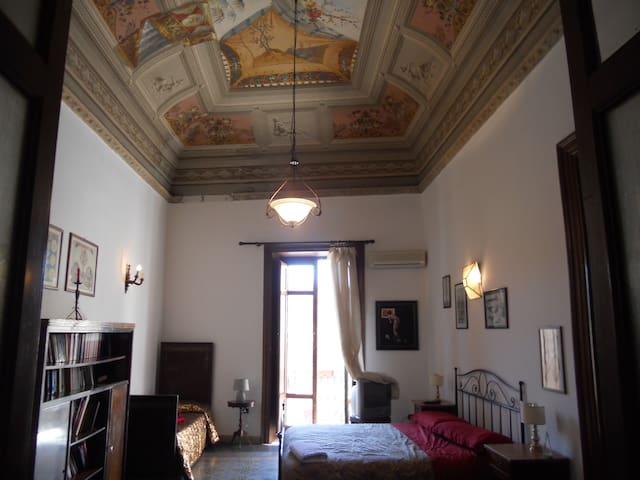 Loft Piazza Politeama, appartamento nobiliare. - Palerme - Loft