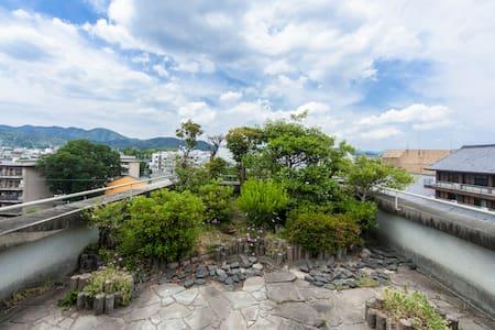 Yokai SOHO: 3 machiya lofts en Kioto - Kyōto-shi - ロフト