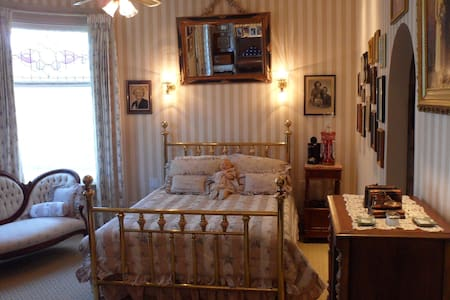 Castro spacious Bedroom and bath - San Francisco - Bed & Breakfast