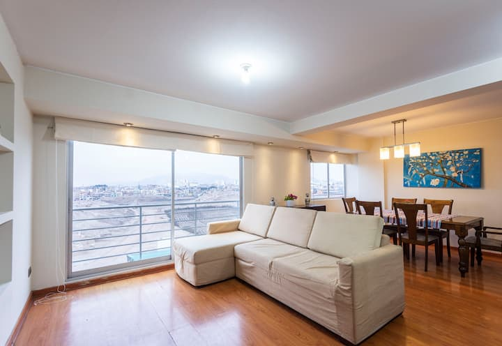 Apartment near the Airport, Pueblo Libre, Lima
