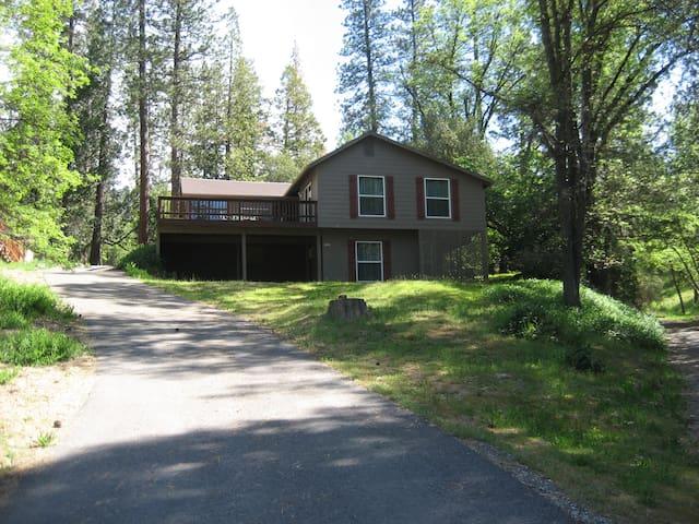 Cute home 20 min. to Yosemity park. - Bass Lake