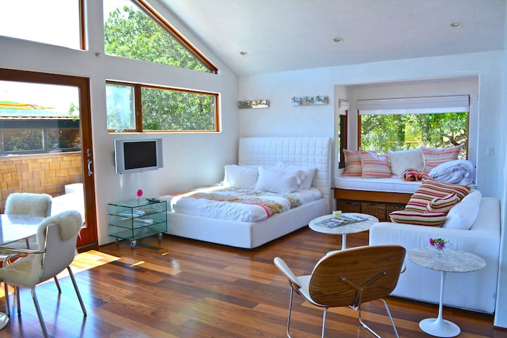 Modern Studio above home in Marin - Kentfield - Apartmen