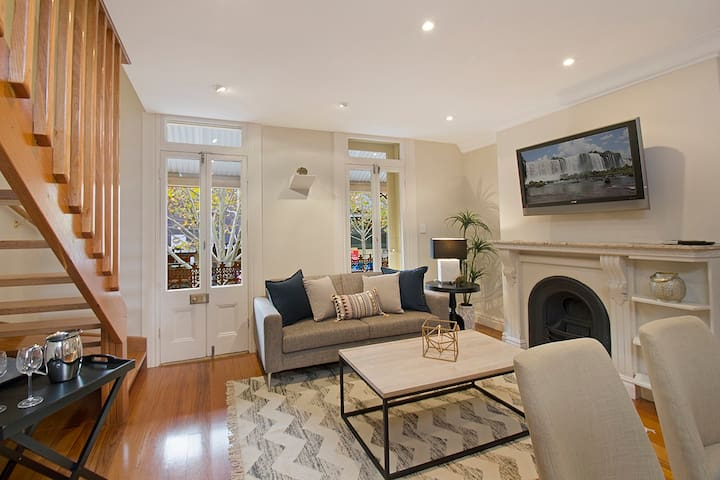 PYRMONT Harris St-Long/Short term lets avl:L'Abode