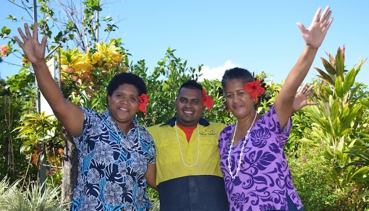 Vakaviti Kalokalo - Fijian Star