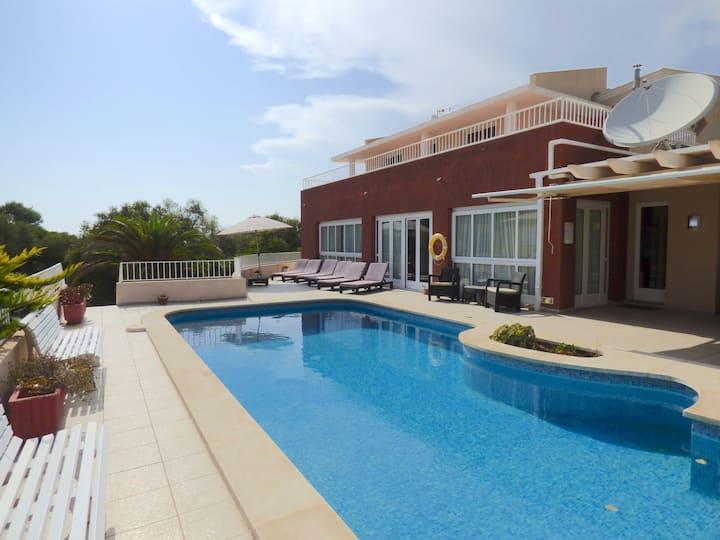 Villa Maria Victoria - 4 bedroom Punta Prima