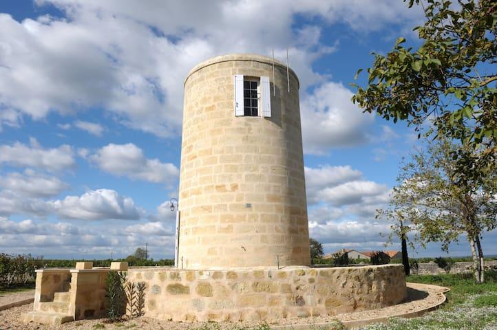 Clos Moulin du Cadet Saint-Emilion - Saint-Émilion - Slott