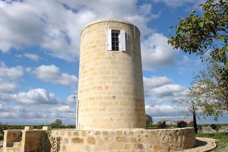 Clos Moulin du Cadet Saint-Emilion - Saint-Émilion - Hrad