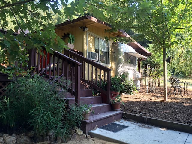 Ivy's Garden Cottage - Scotts Valley - Guesthouse
