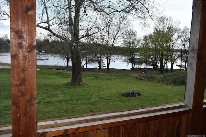 Oasis in Snug Harbor - Lakefront - Lake Eufaula OK