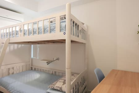 Twin room-5mins from Haeundae Beach - Haeundae-gu - Bed & Breakfast