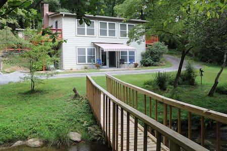Sellers Creek House in Young Harris GA