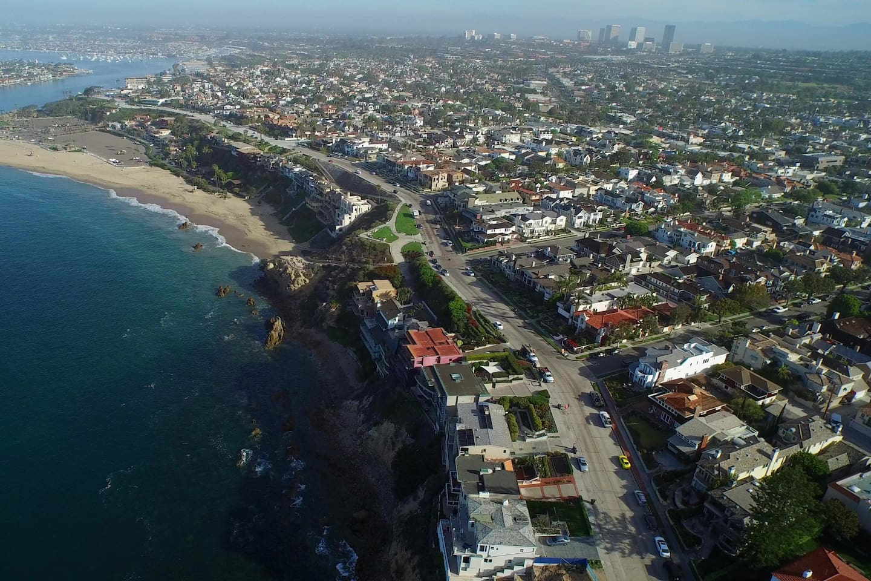 Corona del Mar State Beach- 6 blocks from Studio del Mar.