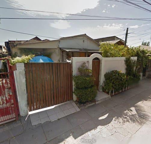 Habitación con baño Copa América - Santiago