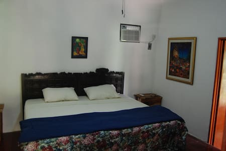 Double room with p/bath. - Suchitoto
