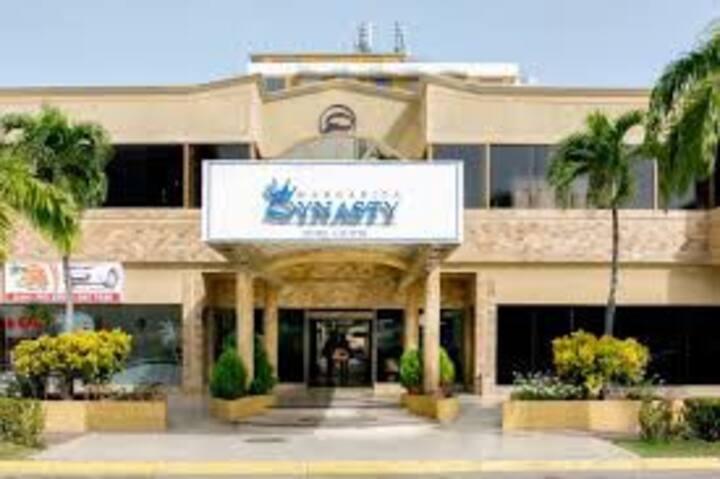 Alojamiento Isla de Margarita Hotel Dynasty