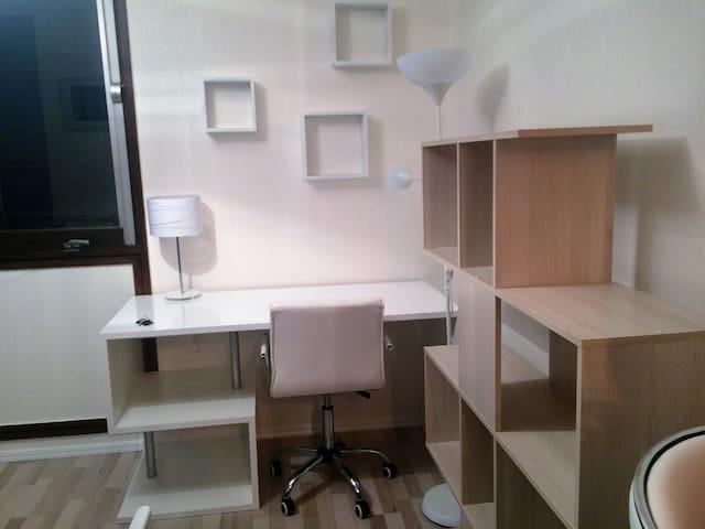 Studio 1 personne LILLE - Port de Lille - Lille - Apartamento