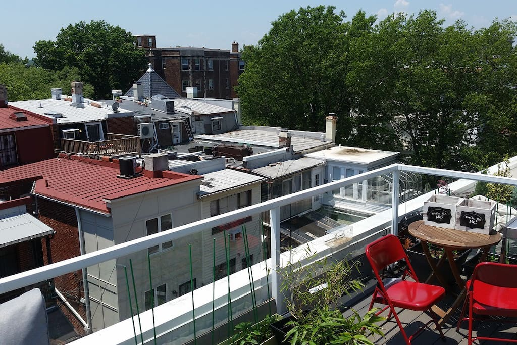 Renovated boutique condo - penthouse apartment with rooftop deck