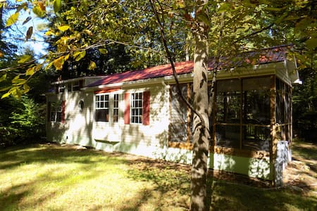 Privacy Near Cooperstown - Newly Updated Cabin #1 - Maryland