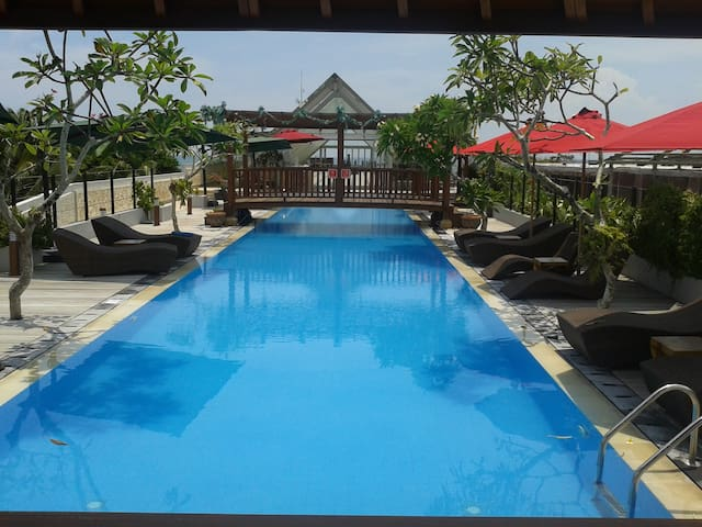 4Star Hotel walking to Legian Beach - Legian
