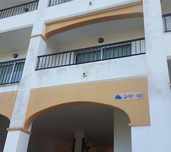 Apartamento,cerca de la playa y vistas mar piscina - Cala de Sant Vicent