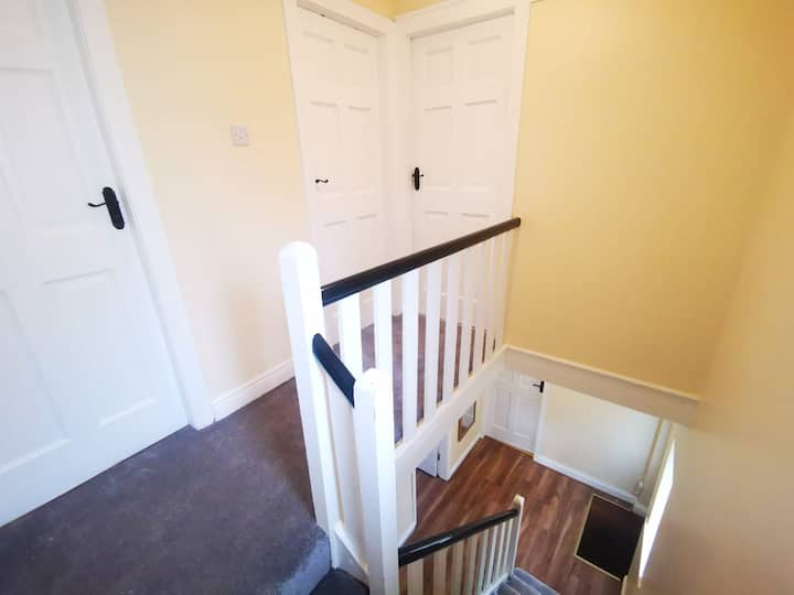 1 BED in shared twin room - House in D3 (Bed 1)