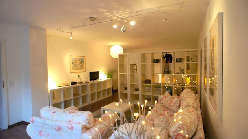 Modern und gemütliches Appartement - Bretzfeld - Appartement