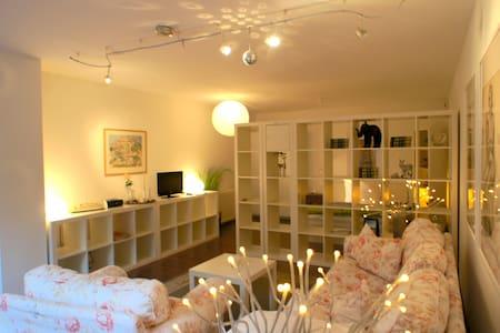 Modern und gemütliches Appartement - Bretzfeld