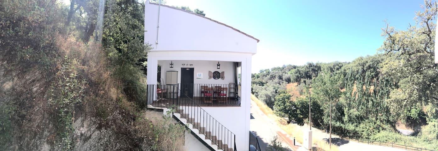Rural Housing in the Sierra de Aracena (Huelva)