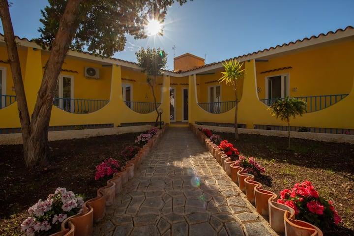 Villa Cassiopea a 2 passi dal mare
