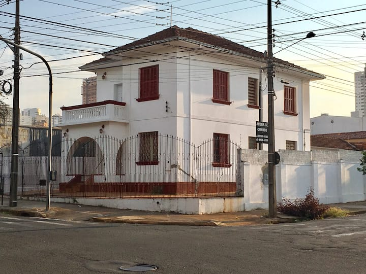 Vipensionatos - Sao Vicente 341 - Quartos
