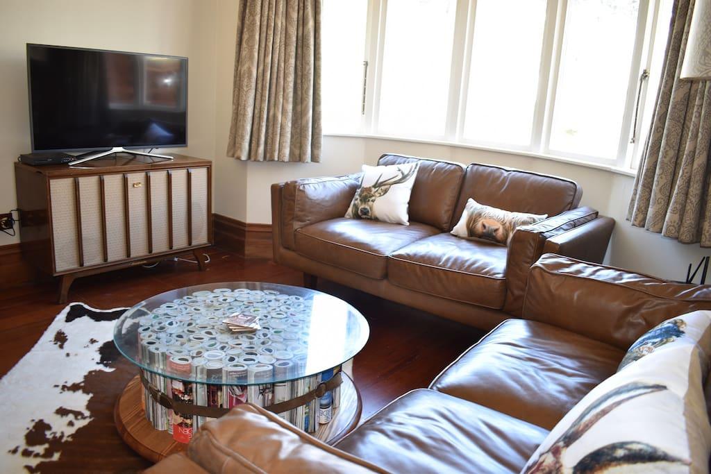 Separate formal living room