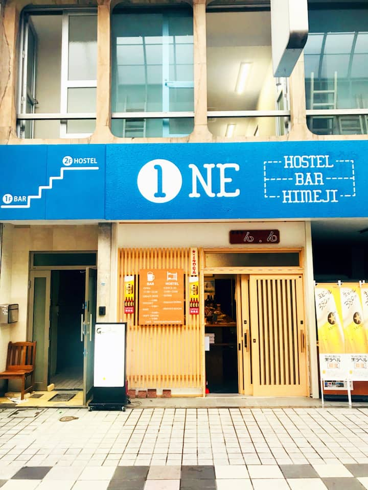 """ONE""  HOSTEL&StandingBar BedNo,6"