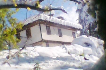 """Къщата на художника Гавраил Вичев-""""Калми"""""""