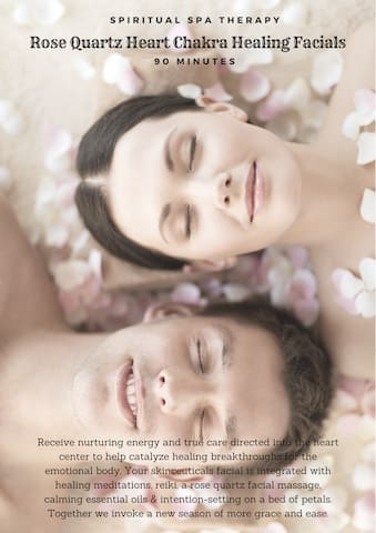 Rose Quartz Facials