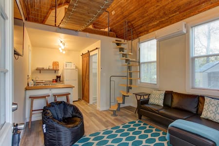 TINY HOUSE - BIG STYLE - A unique place to stay! - Summerville - Guesthouse - 2