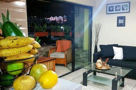 Las Trinitarias Home, cozy apartment in downtown - 聖多明哥