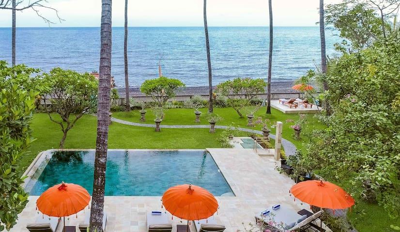 Villa Timur-Oceanfront All Inclusive @The Mahalani
