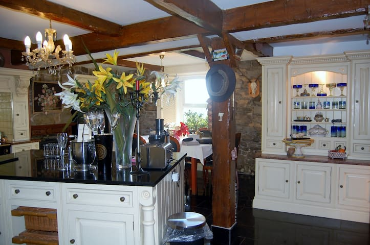 Country Luxury 4 Bed House - Strathaven - Casa
