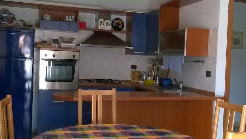 Appartamento a 50 dal mare - Bosa - Lejlighed