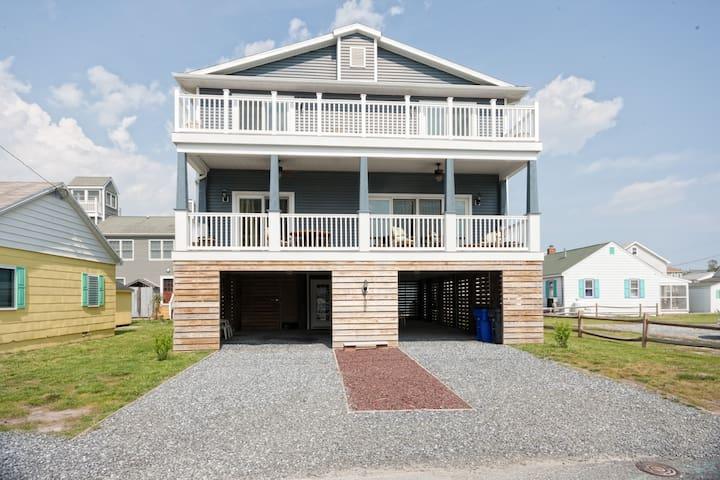 McAvoy B & B - Dewey Beach - Huis