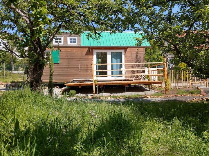 Tinyhäuser im Mirabellengarten - Schwalbennest