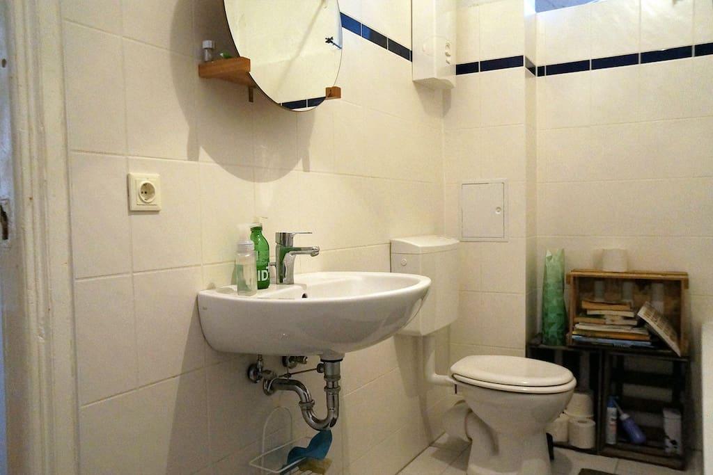 Bathroom / Bad