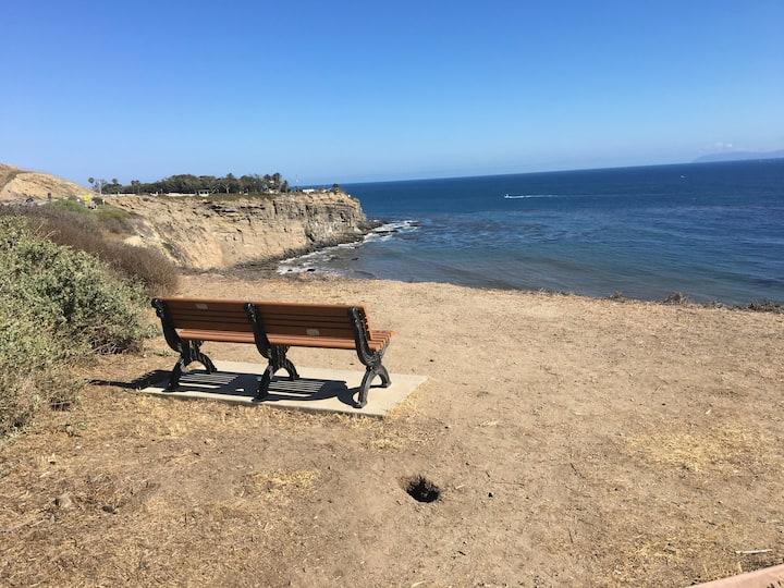 Quaint beach village, ocean breezes