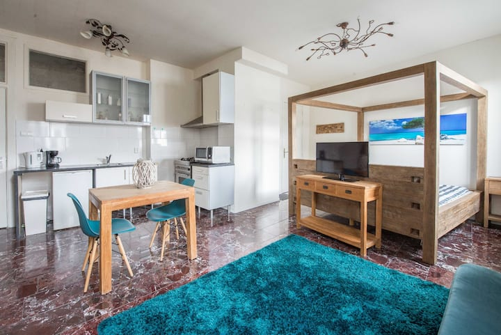 Apartment B with Sauna 20 minutes from Amsterdam