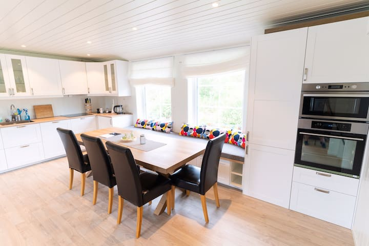 Apartment on «Sandøy»close to the «Atlantic Road»