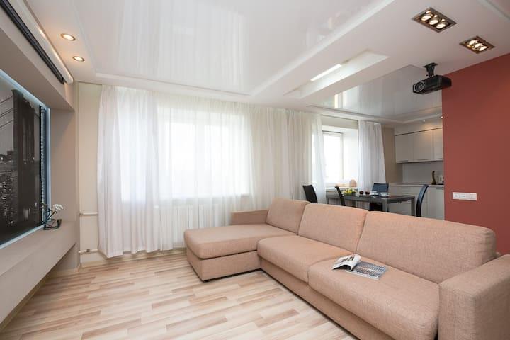3-к квартира, Чапаева, 72а - Aramil' - อพาร์ทเมนท์