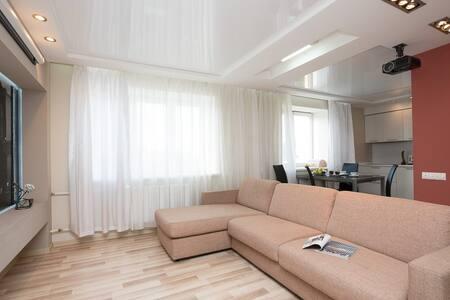 3-к квартира, Чапаева, 72а - Aramil' - Apartemen