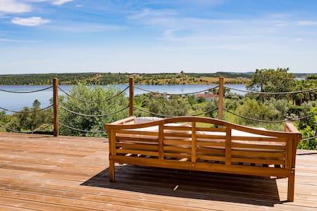 Monte vista fabulosa Barragem com piscina